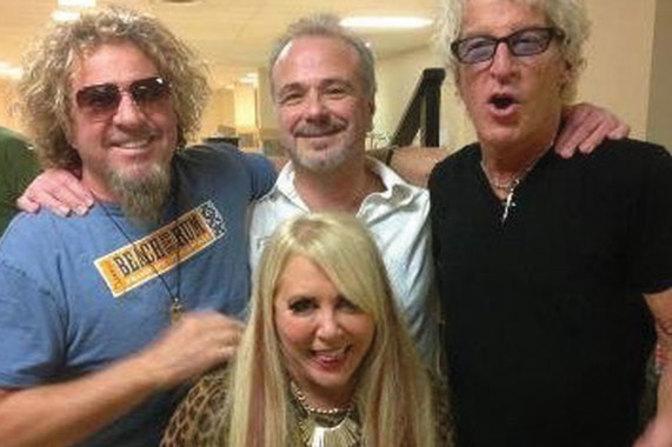 Rock N' Roll Connection: Terrye Seigel