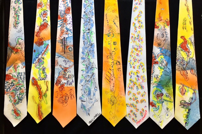 The Art of Ties | Fraser Leonard