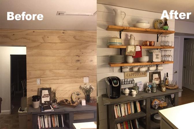 DIY Home Makeover