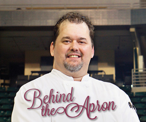 Behind the Apron: Chef Tim at the Family Arena