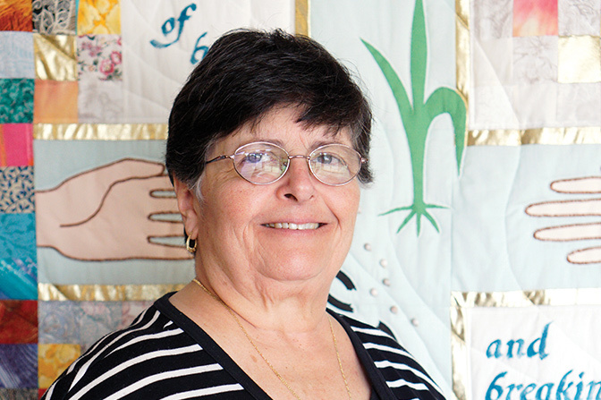 For nearly four decades, many have seen Miriam Mahan as the face of Sts. Joachim & Ann Care Service.  The spirited native Cuban and devout Catholic is known by citizens and policymakers alike to be relentless when it comes not only to feeding, but also preserving the dignity, of the community's most vulnerable.