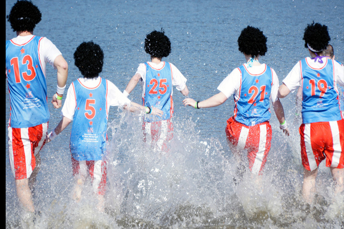 Embrace the Polar Plunge