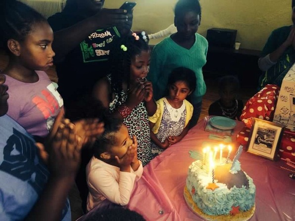 Sweet Celebrations: Making a Difference One Birthday at a Time