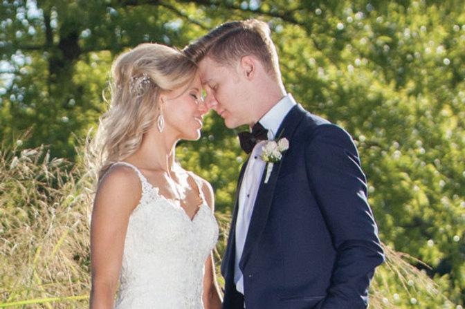 Zach and Courtney Tucker